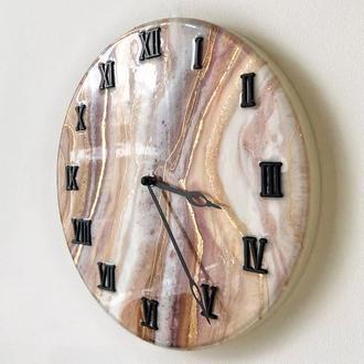 Інтер'єрні годинники на стіну