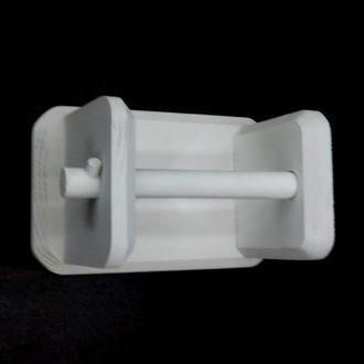 """Держатель для туалетной бумаги """"Эйс"""" зефир"""