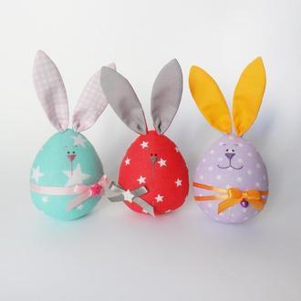 Пасхальные зайцы, игрушка, сувенир