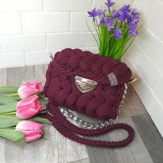 Женская сумка клатч Зефирка