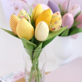 Тюльпаны Тильда желтые