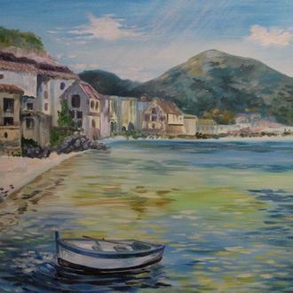Картина Италия. Итальянский пейзаж