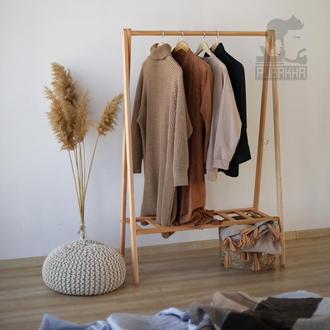 Вішалка рейл для одягу Вешалка для одежды
