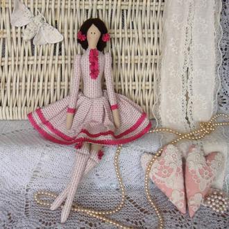 Кукла в стиле Тильда  Норина