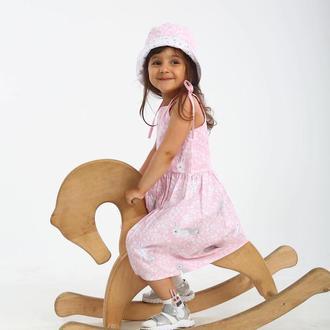 Сарафан для девочки 3-4 года