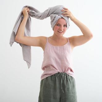 Банное полотенце, льняное полотенце, полотенце для ванны