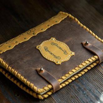 Планнер на кольцах А5, Блокнот на кольцах, Блокнот-органайзер, Офисный блокнот, Записная книжка
