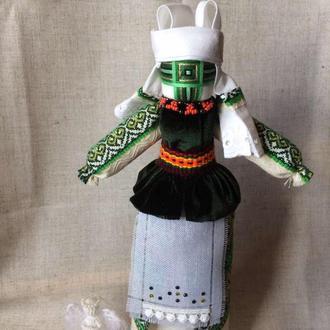 Авторська лялька-мотанка, єдиний екземпляр - РАИСА