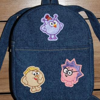Детский рюкзак Смешарики