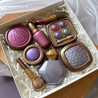 Шоколадная косметика - подарочный набор для девушки, для мамы, для подруги, для коллеги