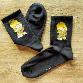 Носки с принтом «Симпсоны. Гомер 4» Push IT