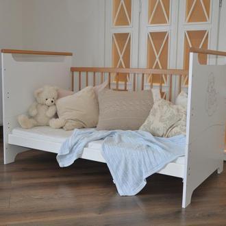 Кровать трансформер Медвежонок