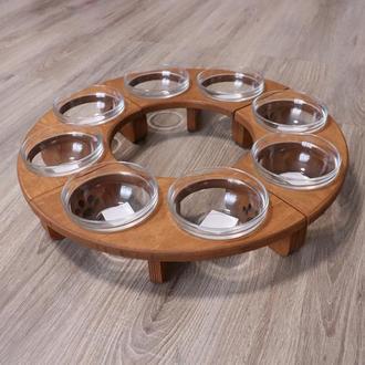 Миска для питомцев «Circle»