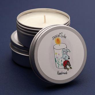 Массажные свечи   свечи из соевого воска   Комплект 2 шт.