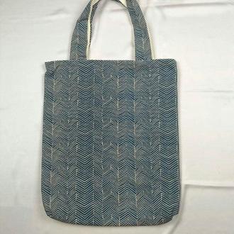 Экосумка минимализм, шоппер, екосумка київ, эко-сумка хлопковая киев, авоська, шоппер листья