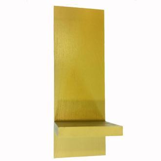 Поличка підставка Віго Оливко-жовтий
