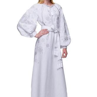 Сукня вишиванка Громовиця біла