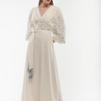 Сукня вишита Голубка