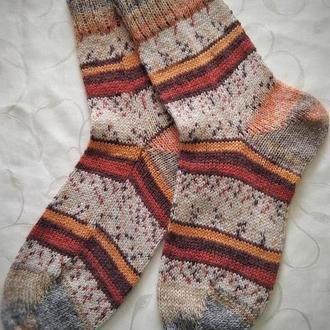 Шкарпетки в'язані
