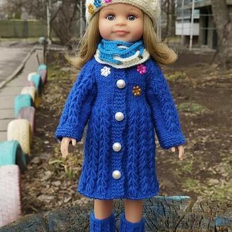Одежда для куклы Паола