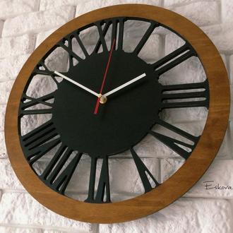 Большие настенные часы LOFT