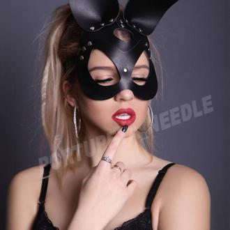 маска зайця портупея