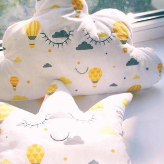 Подушки-сплюшки, 190 грн за комплект