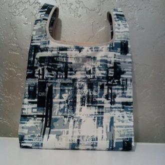 Эко-пакет. Текстильная сумка. Авоська