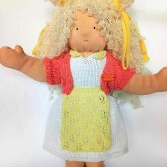 Вальдорфская куколка, игровая