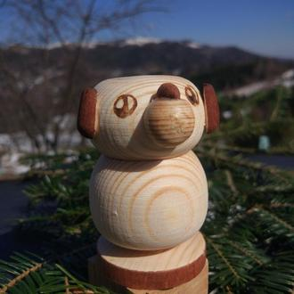 Мини игрушка Собачка с секретом