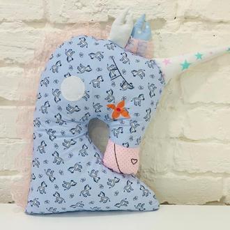 единорог подушка-детские игрушки для сна-мягкая игрушка-подарки для девочек