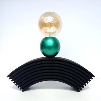 Настольная лампа. Современные настольные светильники Освещение. Изделия из дерева. лам