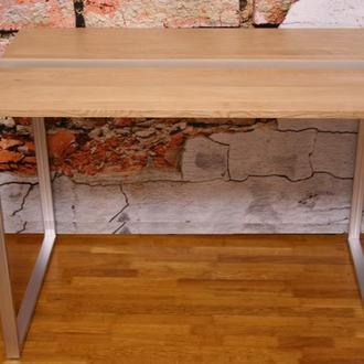 Эксклюзивный стол с подсветкой по центру столешницы