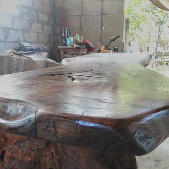 стіл дубовий