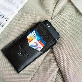 Кожаный чехол для iPhone 7 & 7 Plus // FELTY