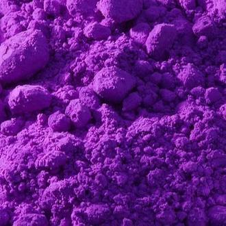 Сухой пигмент фиолетовый 1 кг
