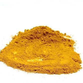 Сухой пигмент желтый 1 кг