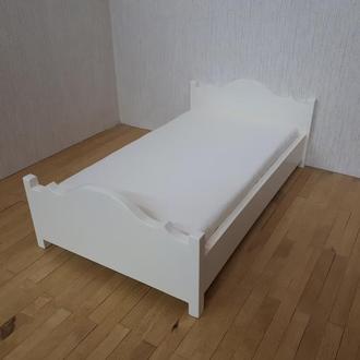 кукольная кровать для Барби, Блайз, Монстер Хай и др.