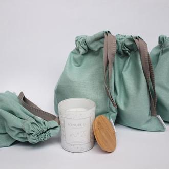 Экомешочки киев, многоразовые мешочки киев, екомішечки київ, мешочки для одежды