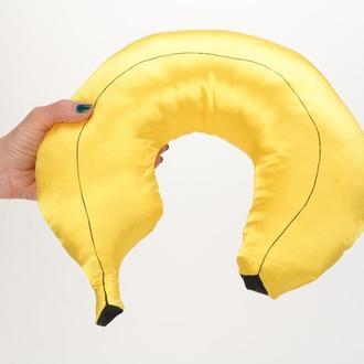 Авиаподушка банан
