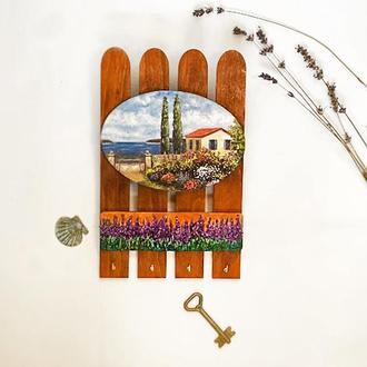 """Ключниця """"Будиночок біля моря"""""""