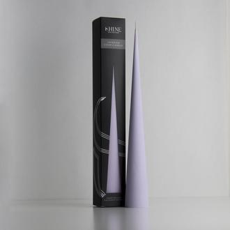 Свеча Shine Collection, цвет Lavender