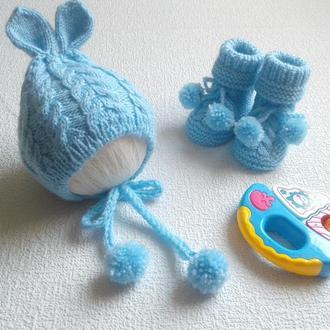 комплект на выписку новорожденному