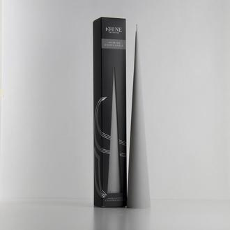 Свеча Shine Collection, цвет Grey