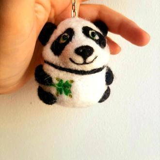 Панда брелок
