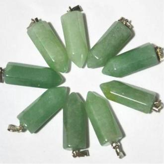 Кулон -маятник Зеленый авантюрин