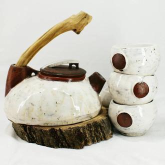 набір для чайної церемонії