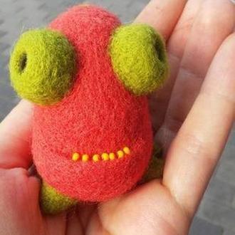 Валяная игрушка Фред