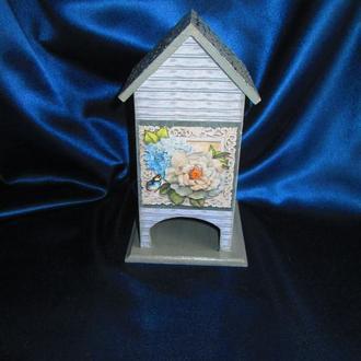 Чайный домик ′Гортензия′, подарок маме, бабушке, учителю