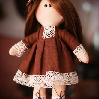 Текстильна лялечка